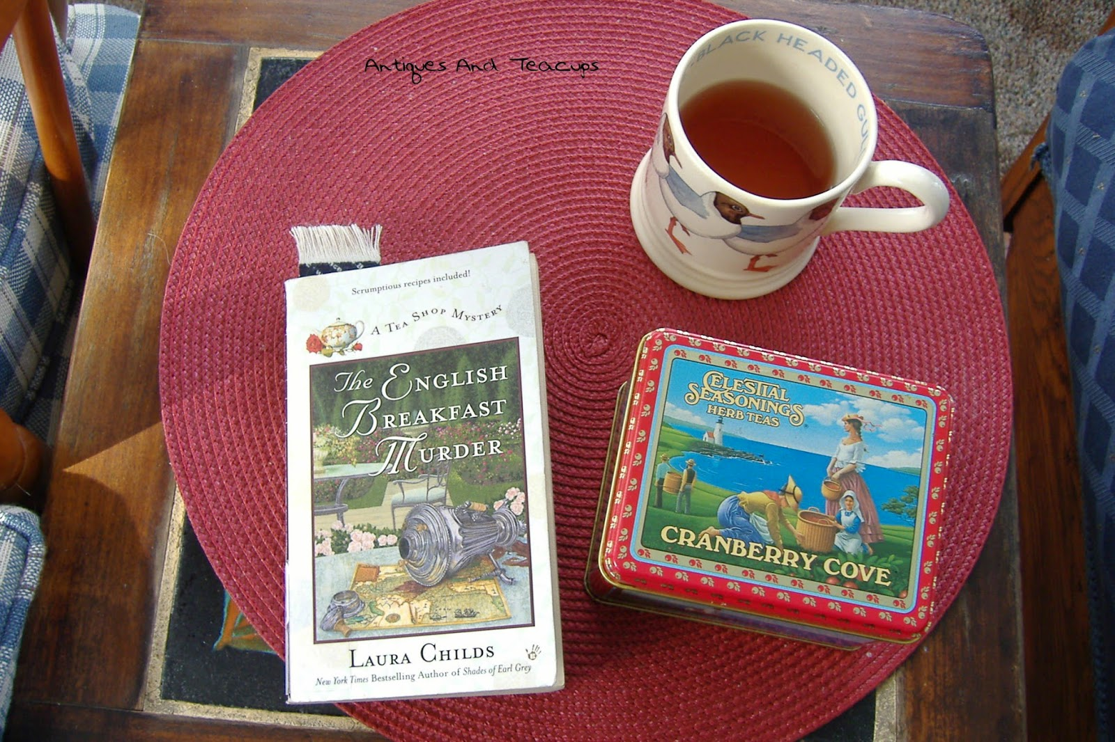 Antiques And Teacups Tuesday Cuppa Tea Cranberries And Seagulls