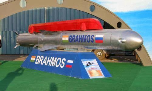 Rudal Brahmos versi peluncuran udara