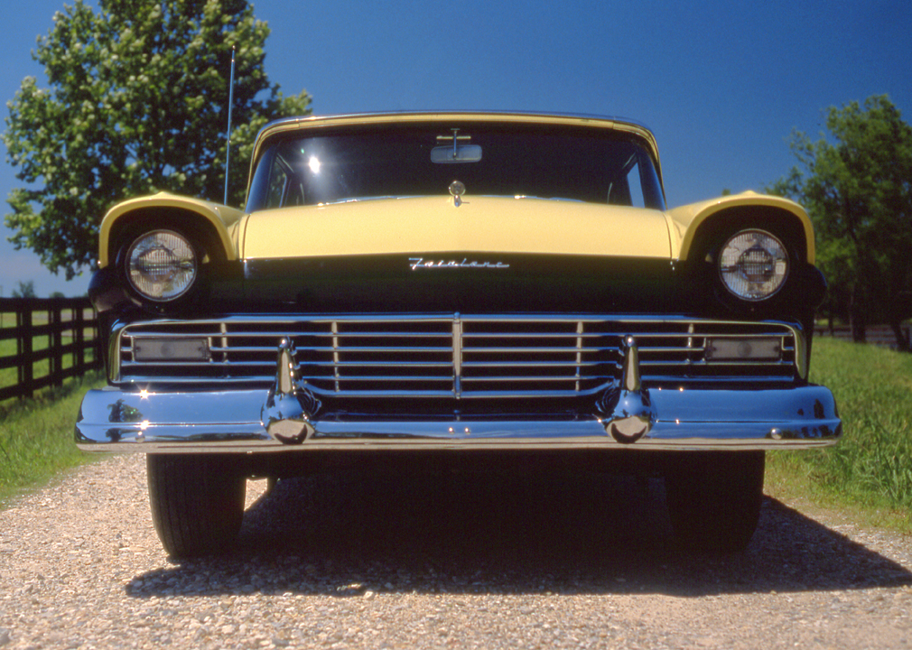Power by Ford (Ford, Mercury, Edsel, Lincoln): High