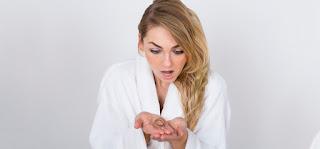 cara merawat rambut gugur