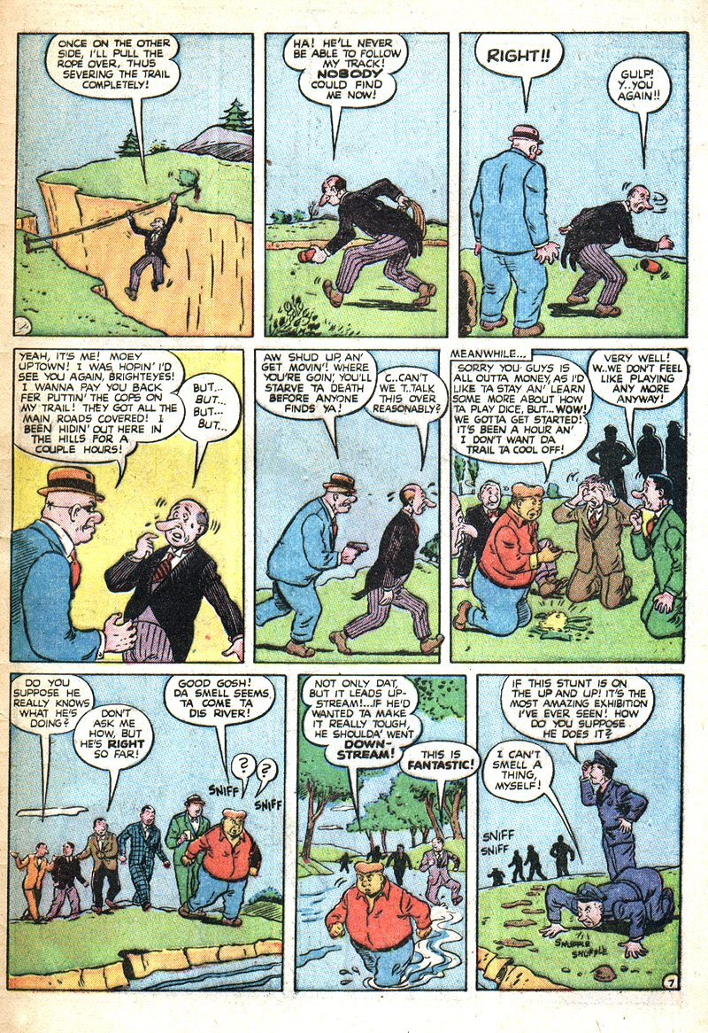 Daredevil (1941) issue 44 - Page 47