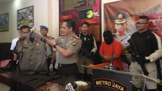 Polres Jaksel Tangkap Jenderal Gadungan yang Ancam Copot Penyidik