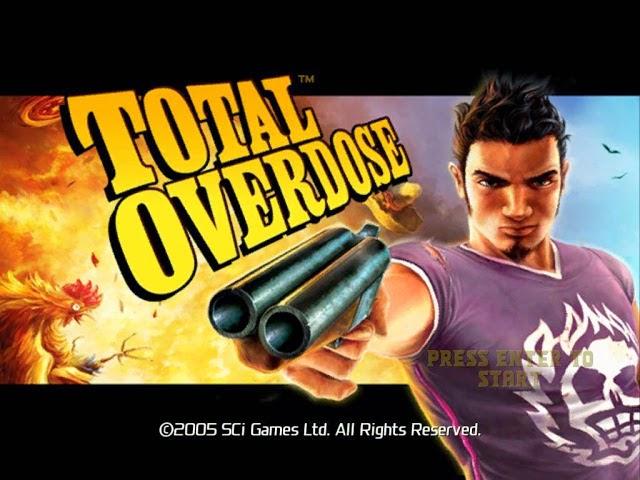 تحميل لعبة total overdos