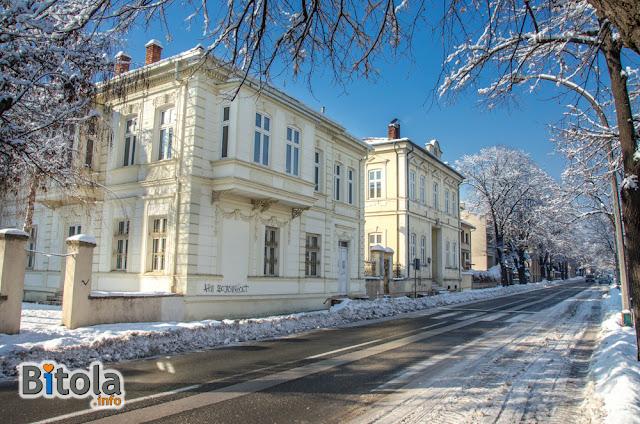 Music School, Bitola, Macedonia - 27.01.2019