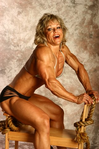 Best Nude Female Body Builders Girl From Home