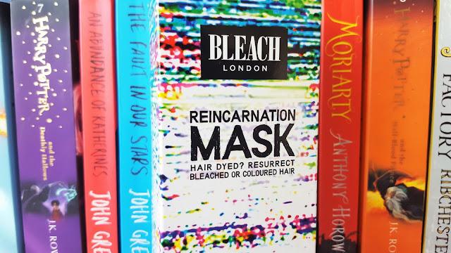 Beauty |  Bleach London Reincarnation Hair Mask