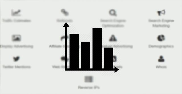 كيفية الحصول على إحصائيات حول أي موقع بدون برامج و لا إضافات !!