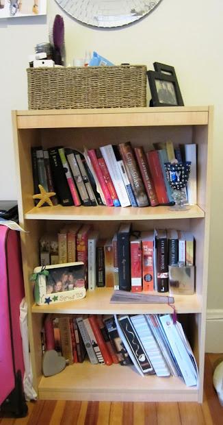 Pinstersisters Cheap Easy Bookshelf Update