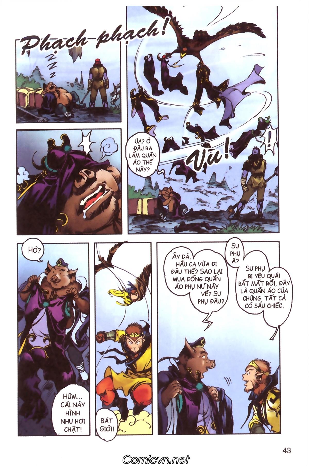 Tây Du Ký màu - Chapter 115 - Pic 9