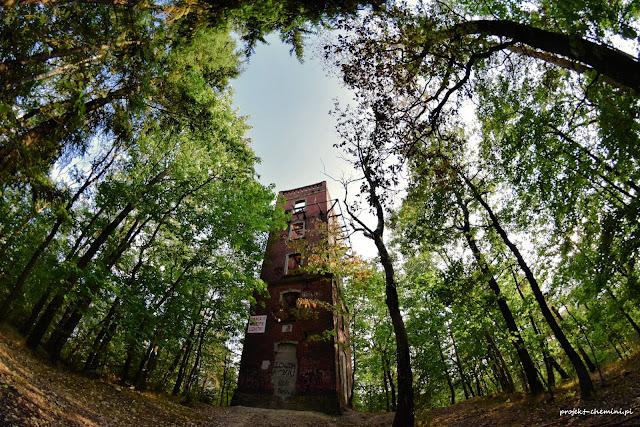 Sołtysia Góra wieża widokowa w 2018 roku