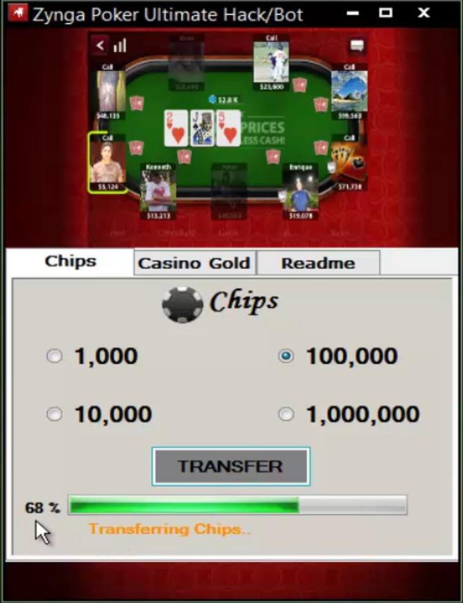 Zynga Poker Hack - July 2013 [Free Download] [Proof ...