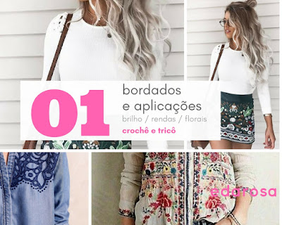 25 tendências de moda