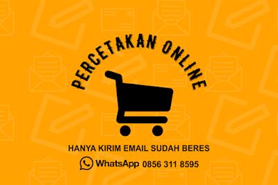 Percetakan Brosur Surabaya