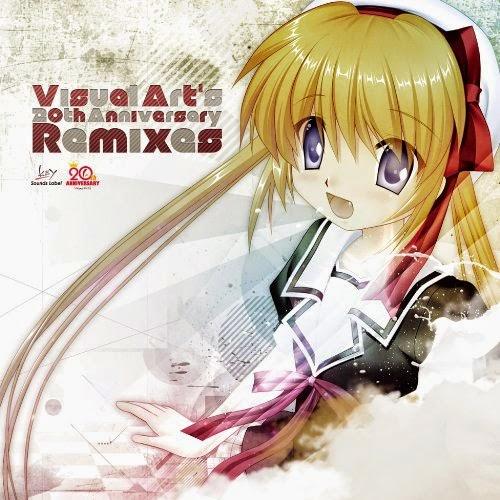 [MUSIC] Key Sounds Label – VisualArt's 20th Anniversary Remixes (2012.06.29/MP3/RAR)