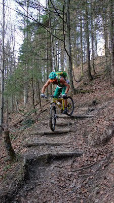 Biken im Flow Valley mtb