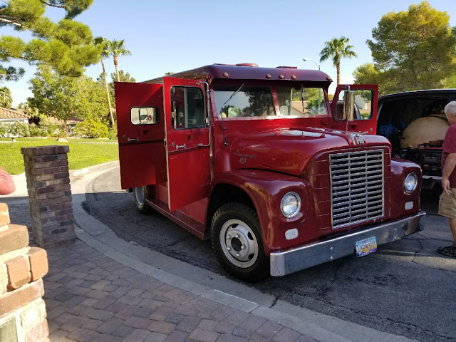 Daily Turismo: Armored Truck: 1964 International ...