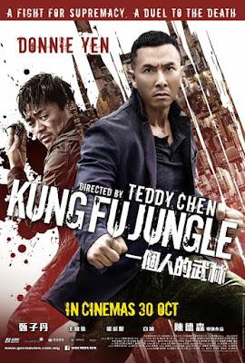 Kungfu Jungle (2014) คนเดือดหมัดดิบ (ดอนนี่ เยน)