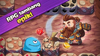 Mine Quest 2 v2.2.1 Mod Apk Update (Unlimited Money) Download Links