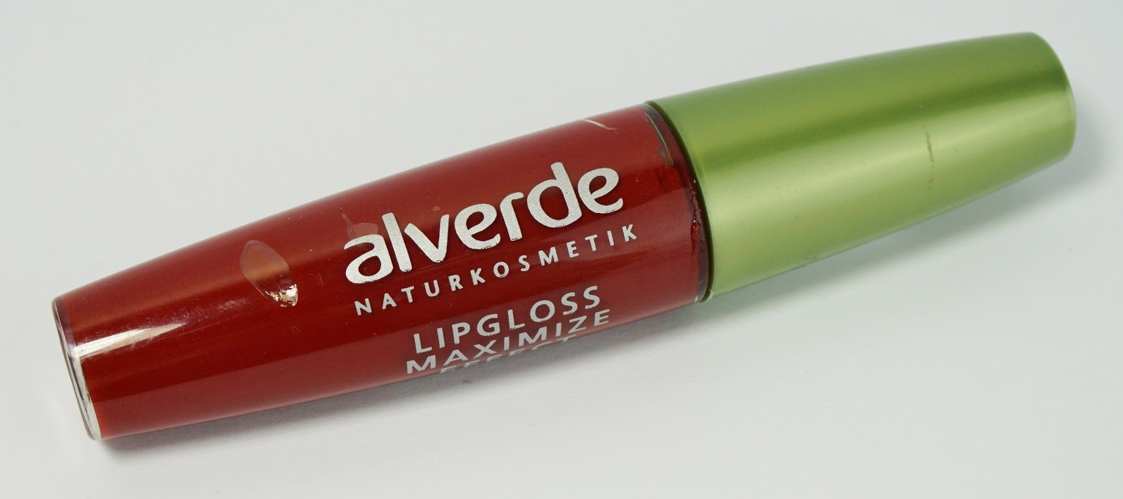 Alverde - Lipgloss Maximize Effect - 70 Red Kiss