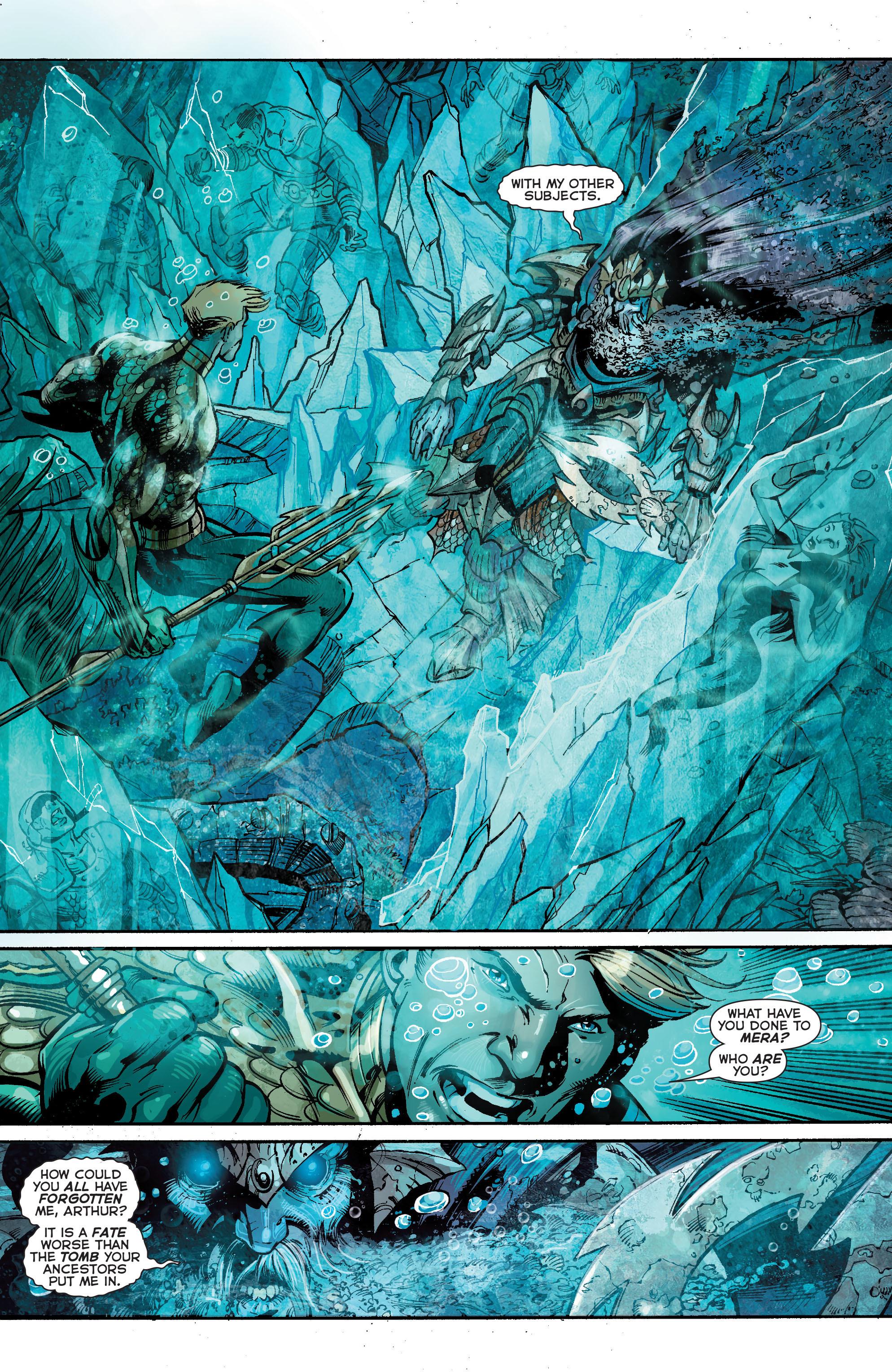 Read online Aquaman (2011) comic -  Issue #21 - 18