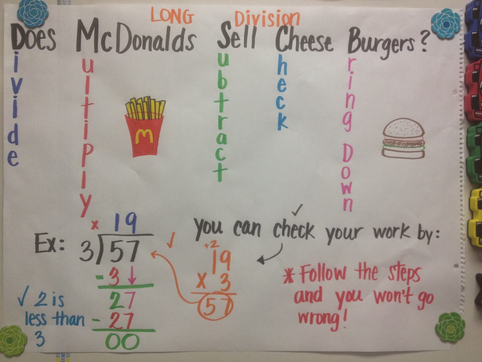 Ms Cao S 4th Grade Math Long Division