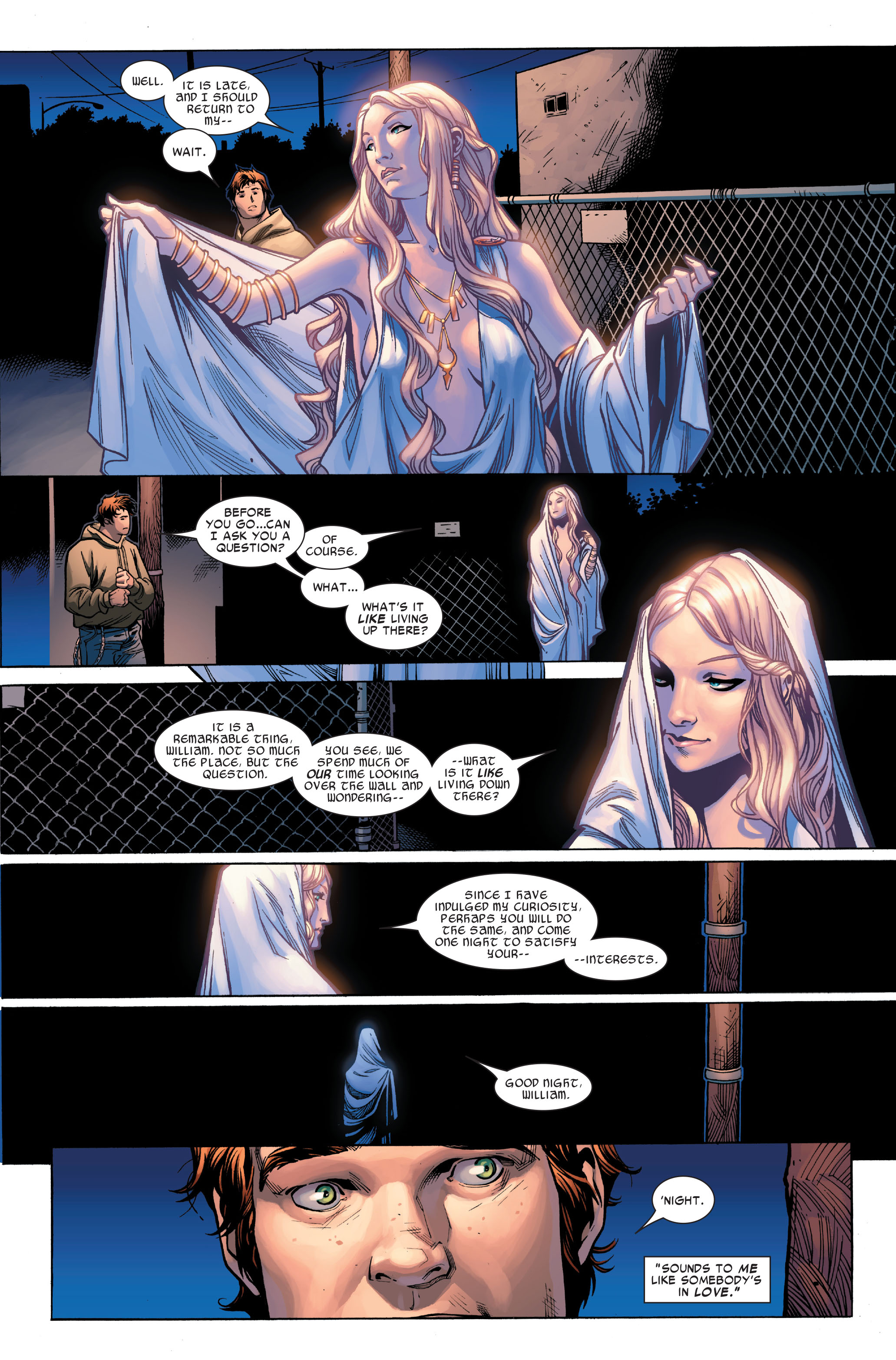 Thor (2007) Issue #6 #6 - English 11