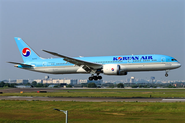 787-9 korean air
