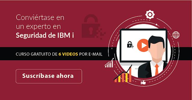 Curso Gratuito HelpSystems: Primeros Pasos en Seguridad de IBM i