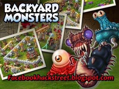 All Free Facebook Game Cheats 2014 !: Backyard Monsters ...