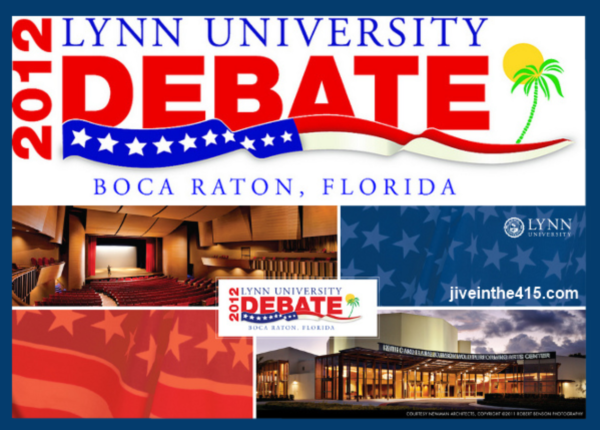 Lynn University Boca Raton Florida playing host to 2012 debate