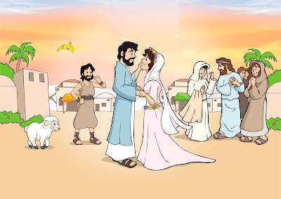 Resultado de imagen de la boda de rebeca para niños