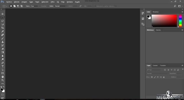 Adobe Photoshop CC 2017 imagenes