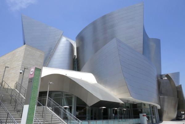 Walt Disney Concert Hall Frank Gehry