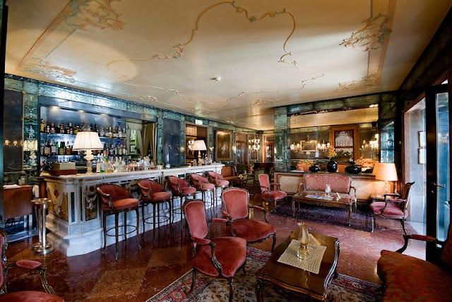 Bar Longhi em Veneza na Itália