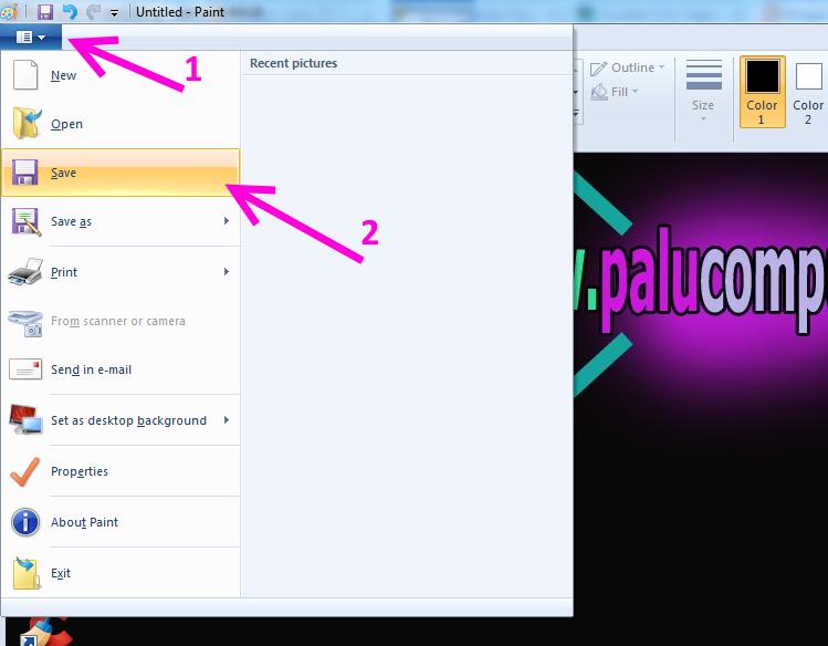 print screen save as pdf