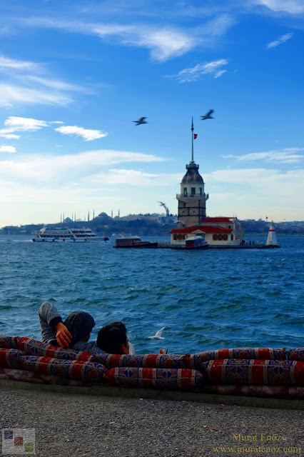 Üsküdar, Bosphorus, Turkey
