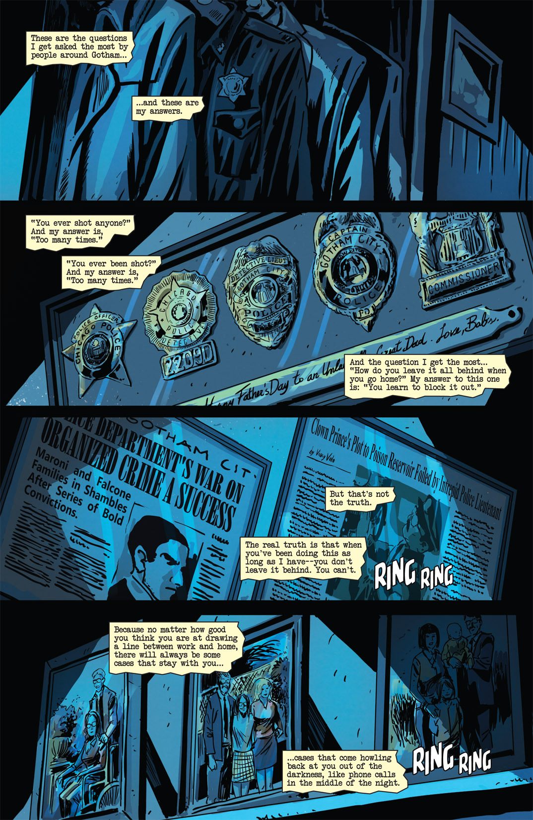 Detective Comics (1937) 871 Page 21