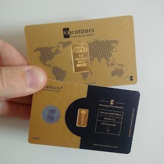 Karatbars de oro