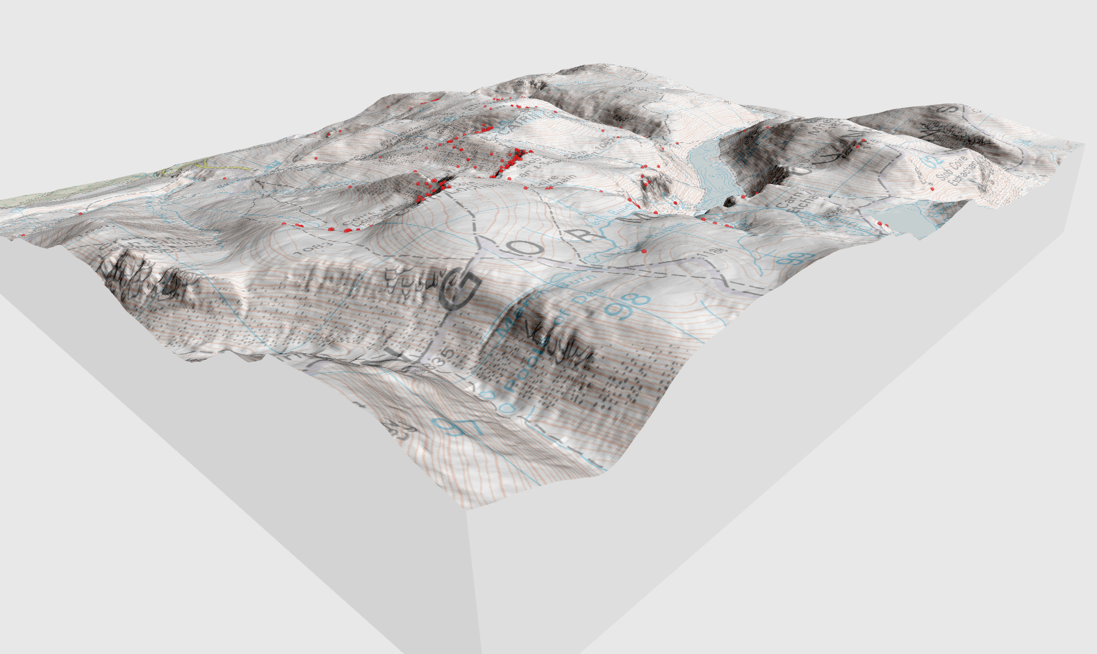 Stats, Maps n Pix: Interactive Terrain Mapping in QGIS