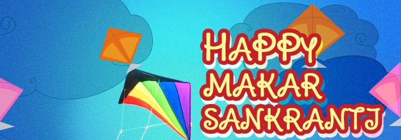 Makar Sankranti Facebook Cover Images