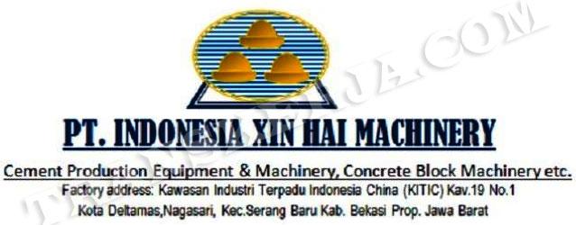Lowongan Kerja PT Indonesia Xin Hai Machinery