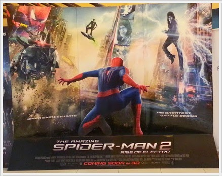Film Review - The Amazing Spider-Man 2 (3D)