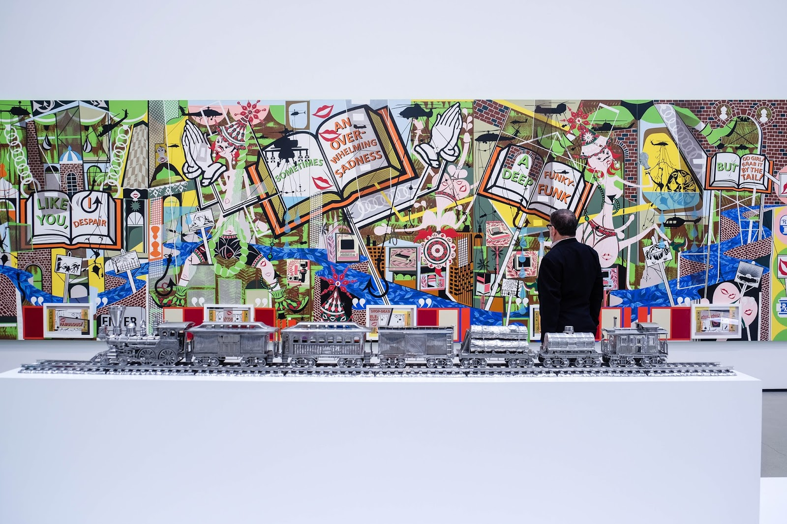 The Broad Museum Art Gallery Part II