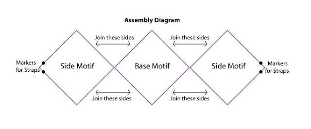 ergahandmade: Crochet Bag + Free Pattern + Diagrams