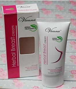 Vienna breast cream BPOM