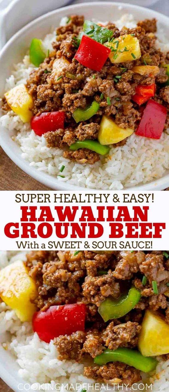 Ground Hawaiian Beef