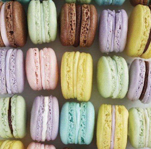 FRENCH MACARON COOKIES RECIPE #Dessert #Sweets