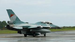 F-16A/B Block 15 OCU TNI AU