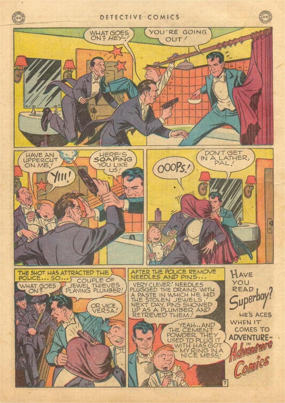 Read online Detective Comics (1937) comic -  Issue #132 - 22
