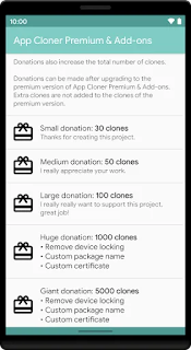 تحميل تطبيق app cloner مهكر